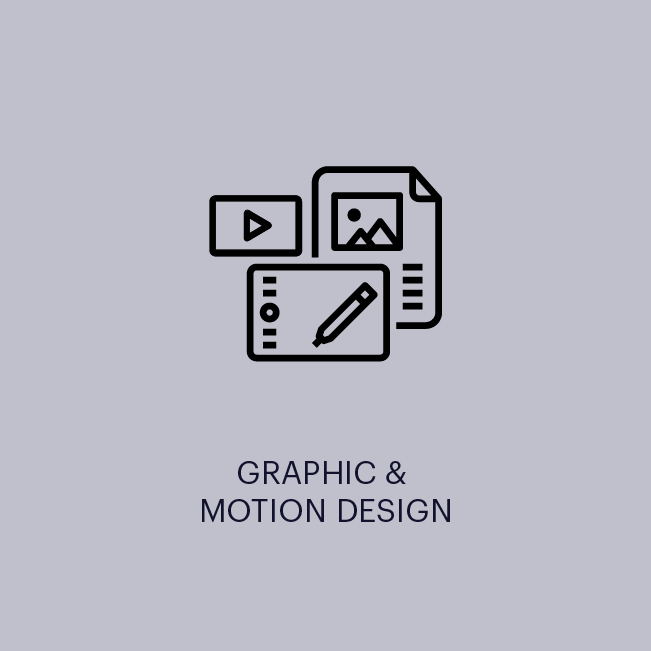 GRAPHIC & MOTION DESIGN