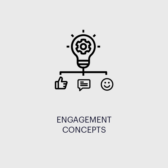 ENGAGEMENT CONCEPTS