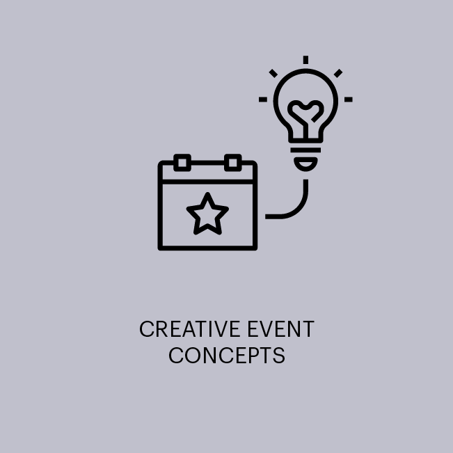 CREATIVE EVENT CONCEPTS